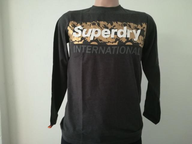 Mens Superdry Long Sleeve Shirts - 4/4