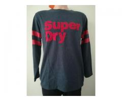 Original Mens Superdry Long Sleeve Shirt