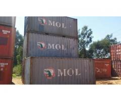 Secure Standard Used Storage shipping container unit sales