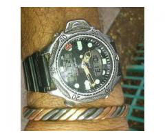 Citizen pro master aqualand divers watch