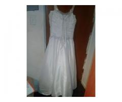Aline wedding dress for sale