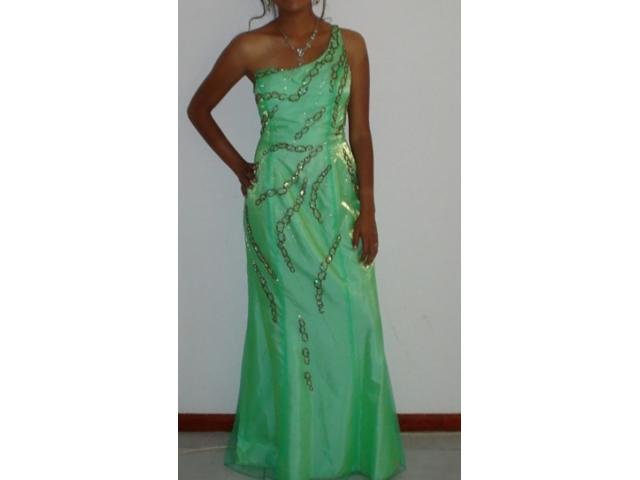 Matric ball dress, Zeekoevlei Grassy Park - 1/3