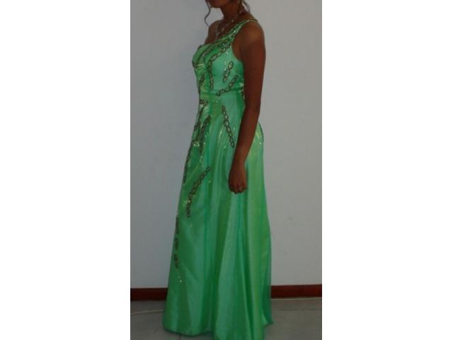 Matric ball dress, Zeekoevlei Grassy Park - 2/3