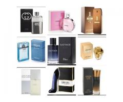 Fragrances Men's and ladies