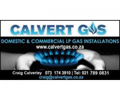 Gas Installation, Maintenance and Repairs