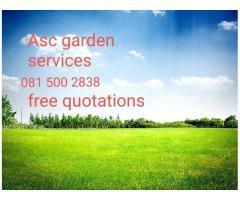 ASC GARDEN SERVICES