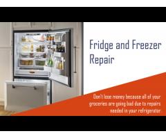 FRIDGE/FREEZER REPAIRS/GAS REFILLS & AIRCON