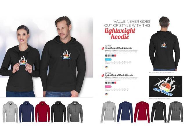 Corporate Branding Clothing and Equipment - 3/4