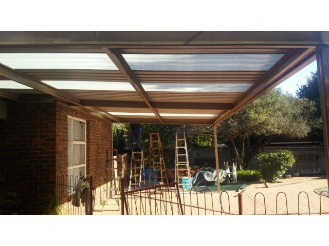Shadeports and Carports - 4/4