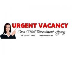 Hatfield, Pretoria: LITIGATION SECRETARY
