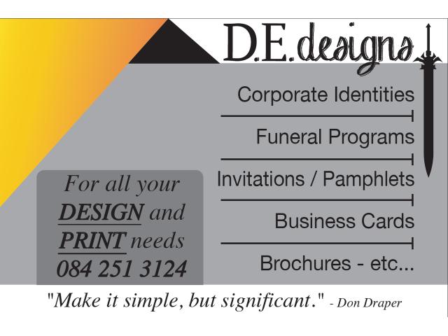 Graphic Designer - 1/1