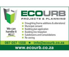 Ecourb Projects and Planning