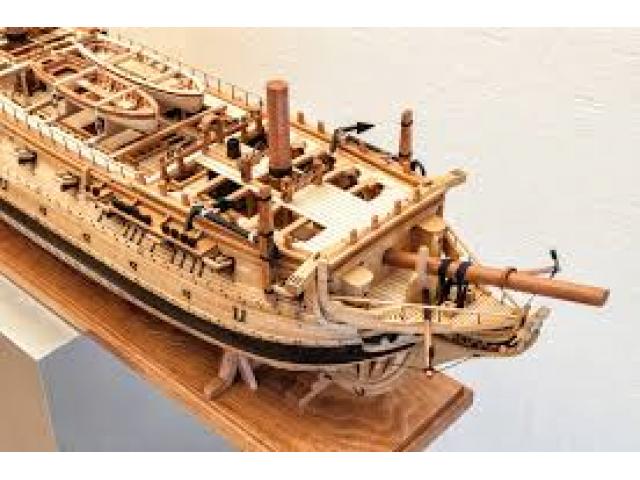 Model Ship Repairs - 2/4