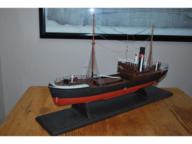Model Ship Repairs - 3/4