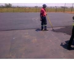 Sports courts and Tar Surfacing