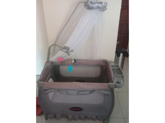 Chelino Baby Cot for Sale - 1/1