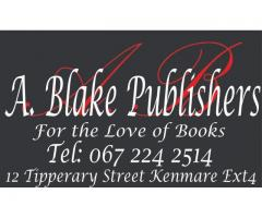 Book publishing and signage