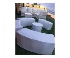 kids and adult party decor