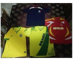 Im selling soccer jerseys