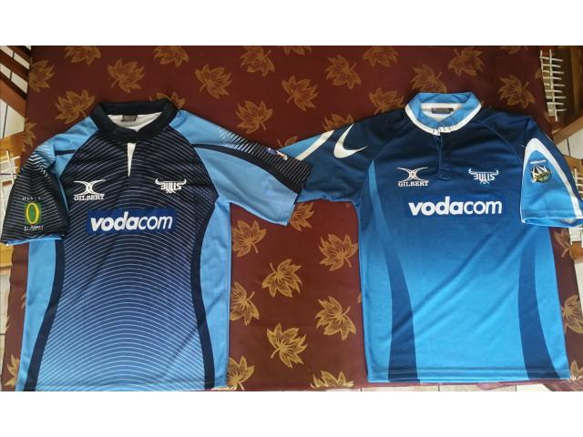 Two bulls rugby jerseys - 1/1
