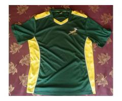 Springbok jersey