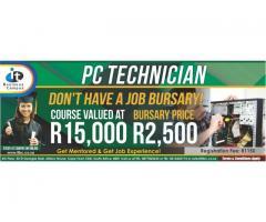 80% Subsidized PC Technician Career Path