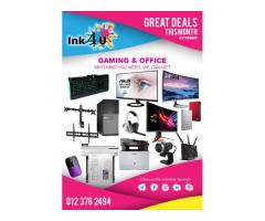 Office Consumables and Printing Cartridges