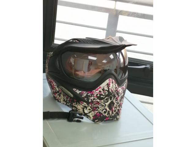 V-Force Paintball Mask - 1/4