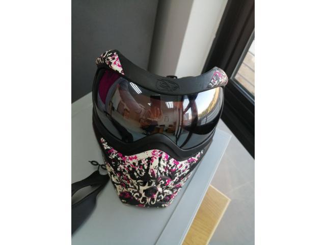 V-Force Paintball Mask - 2/4