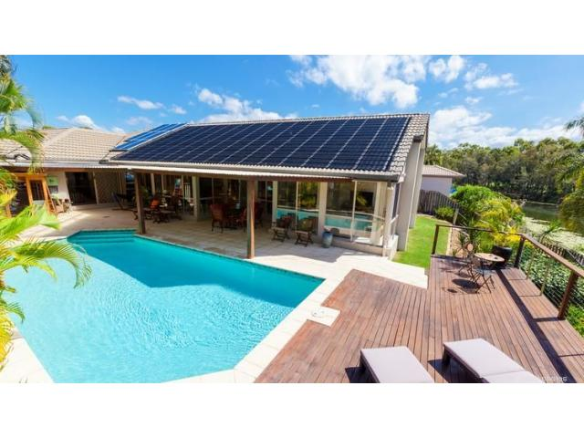 Solar Power for Business and Residential - 1/4