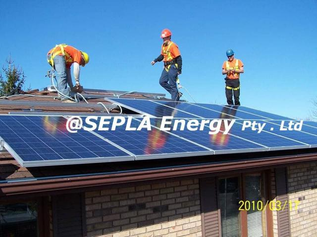 Solar Power for Business and Residential - 2/4