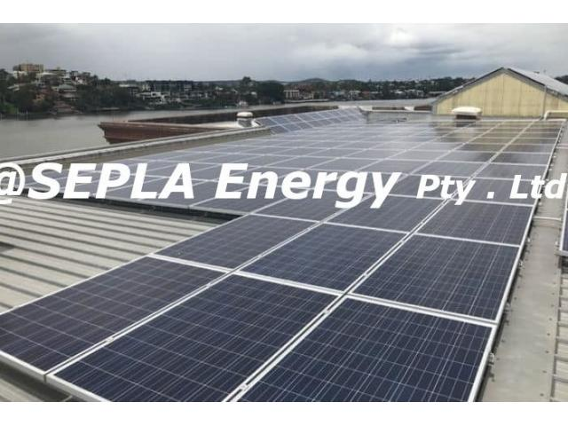 Solar Power for Business and Residential - 3/4