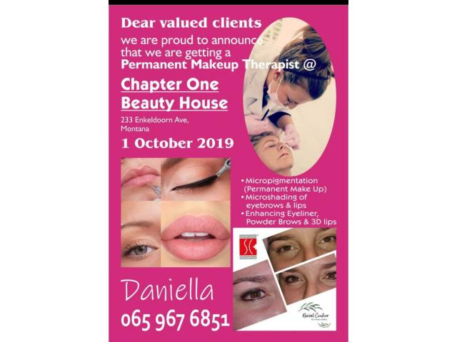 Permanent Make-up by SC Qualified Therapist - 4/4