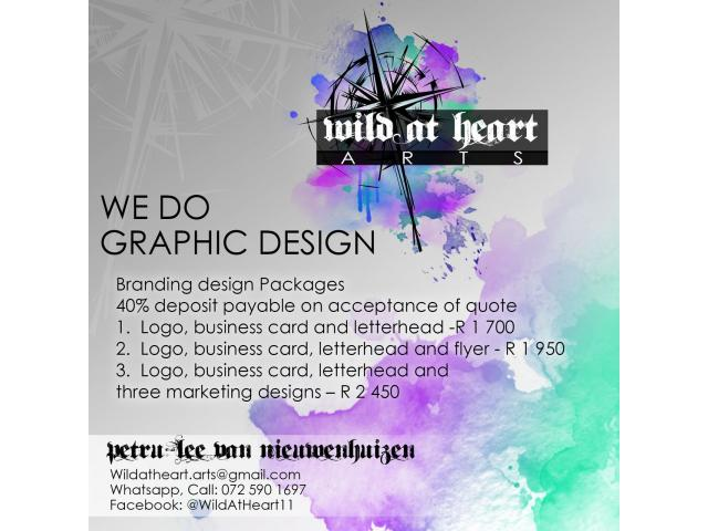 Professional Graphic design services - 1/1