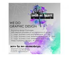 Professional Graphic design services