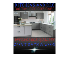 KITCHENS AND B.I.C