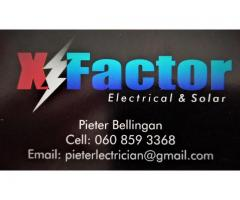 Electrical, Aircon, Irrigation and Solar services