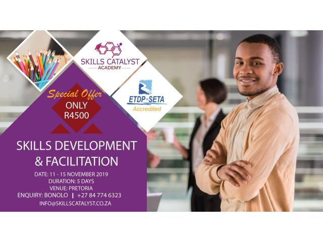 Skills Development and Facilitation - 1/3