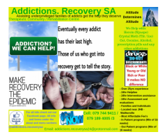 Addictions.RecoverySA