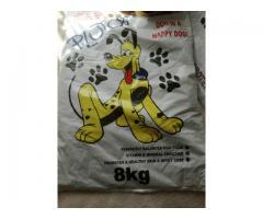 Pluto Dog Food