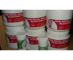 sinai Royal lightening and whitening products
