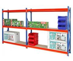 Sell Your Second Hand Shelving And Racking Systems, Beams, Uprights, and Used Wooden Decking