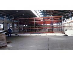 Buy used shelving, second hand racking systems, beams and uprights, Cash And Carry Stock Available