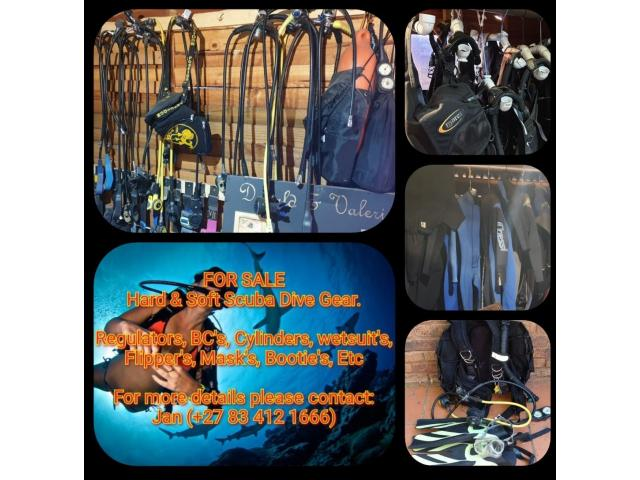 Various Scuba Gear for sale - 1/1