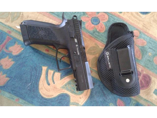 Airsoft BB Pistol - 2/4