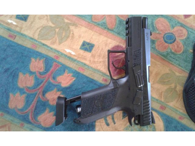 Airsoft BB Pistol - 3/4