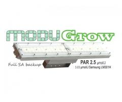 MODUGrow FULL SPECTRUM LED grow lights