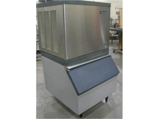 Scotsman Ice Maker CME256AS-1F - 1/3