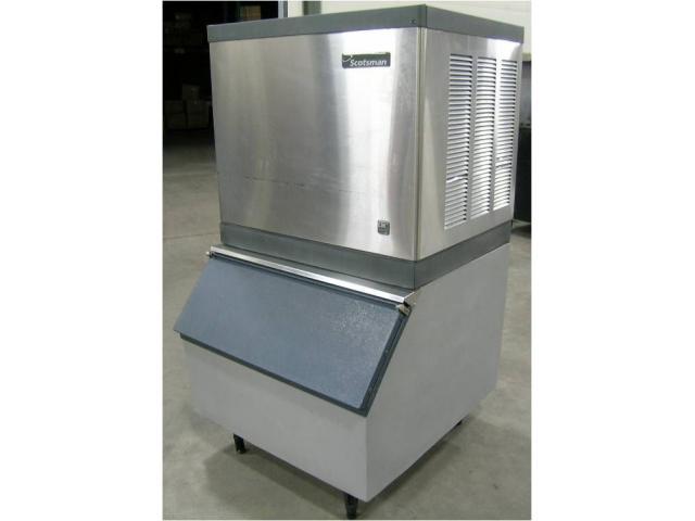 Scotsman Ice Maker CME256AS-1F - 2/3