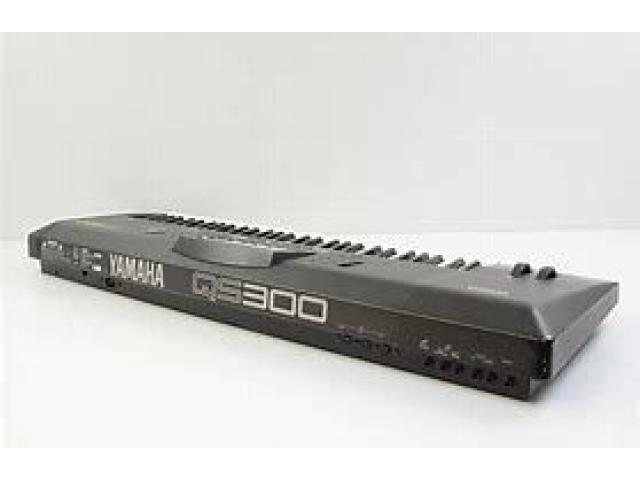 Yamaha QS-300 Workstation - 2/2